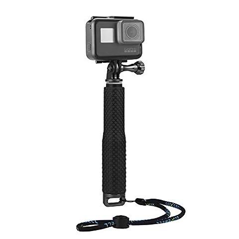 Perche de Selfie Stick, Luxebell Selfie Monopode Télescopique étanche Extensible en Aluminium Pour Gopro Hero 5 4 3+ 3 2 SJ4000 SJ5000 Caméra