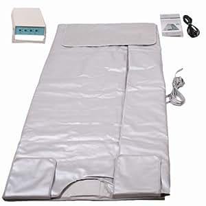 Eteyo Sauna Blanket F8104 with Digital Remote Cotroller Good Style Detox Slimming No Pains Good Exercise Machine