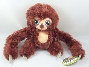 11 pouces Sloth Peluches Peluche - utilisable dès la naissance (PL92) G [Jouet]
