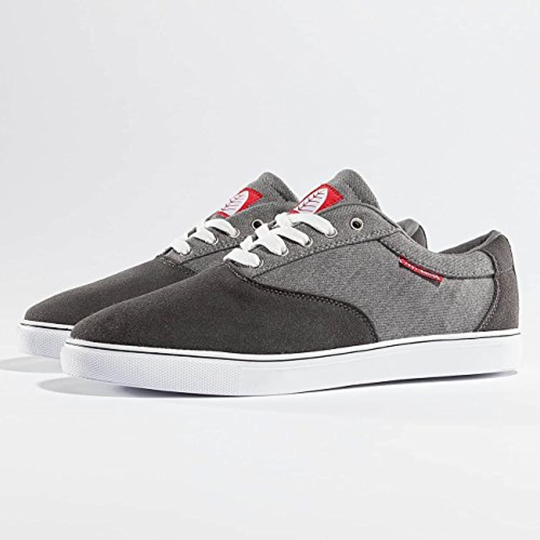Just Rhyse Ozone Sneakers Dark Grey  Billig und erschwinglich Im Verkauf