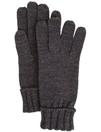 isotoner Rib Cuff Knit Men's Gloves