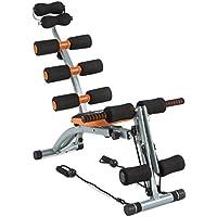 Capital Sports Sixish Core banco de ejercicios (entrenamiento abdominales, brazos y espalda, múltiples