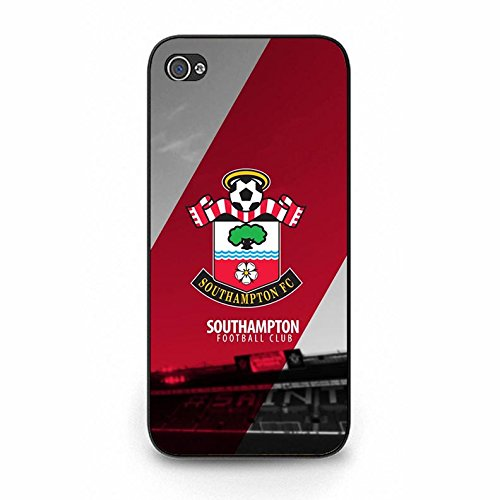 Hybrid Southampton Football Club Phone Case Cover For Iphone 5/5S Southampton FC Design -