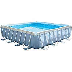 Intex - Piscina desmontable Intex & depuradora 488x122 cm - 25.000 l - 28766NP