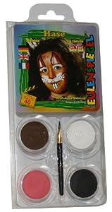 Eulenspiegel - Pintura Facial Unisex a Partir de 3 años (204573)