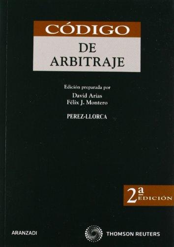 Código de Arbitraje (Código Profesional)