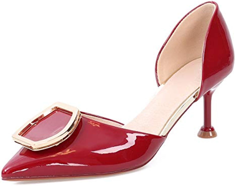 kphy 7cm sandales à talons haut été fashion mince et et et