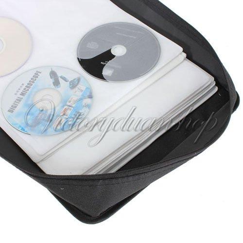 Generic yc-uk2-151106-96< 1& 5137* 1> Tor Newlder Carry Carry cover 320CD DVD disco di borsa portafoglio album Storage Holder Protector New 320CD DVD