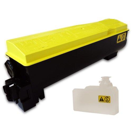Preisvergleich Produktbild Doitwiser ® Kyocera Mita TK560 P6030CDN FS-C5300DN FS-C5350DN Kompatible Toner Gelb Hohe Seitenleistung - TK-560Y