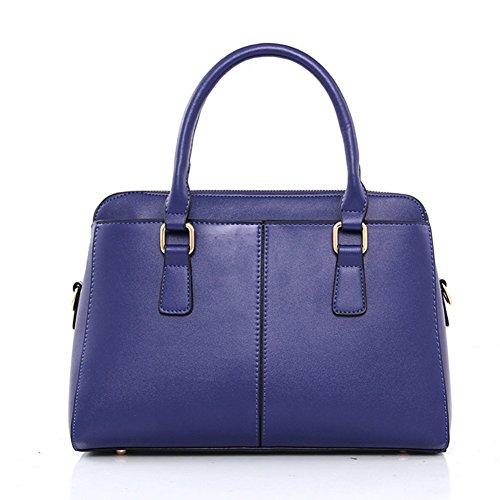 fanhappygo fashion Handtaschen Schulter diagonal Tasche beiläufige Handtaschen Frauen Handtasche blau