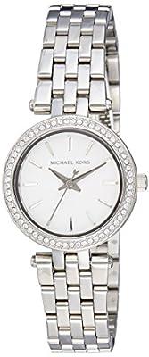 Michael Kors Reloj Analógico para Mujer de Cuarzo con Correa en Acero Inoxidable MK3294