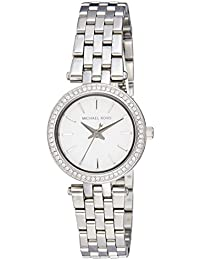 Michael Analog White Dial Women's Watch - MK3294