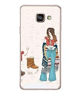 PrintVisa Designer Back Case Cover for Samsung Galaxy A5 (6) 2016 :: Samsung Galaxy A5 2016 Duos :: Samsung Galaxy A5 2016 A510F A510M A510Fd A5100 A510Y :: Samsung Galaxy A5 A510 2016 Edition (Love Lovely Attitude Men Man Manly)