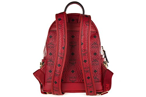Imagen de mcm  bolso de mujer nuevo dual stark rojo alternativa