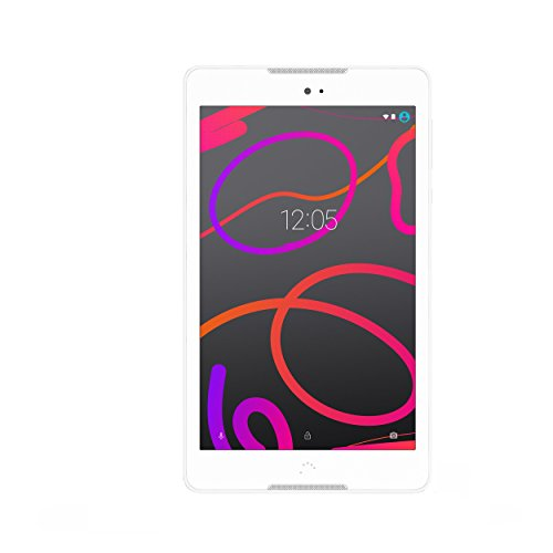 "BQ Aquaris M8 - Tablet 8 ""mediatek ="" ""quad ="" ""core ="" ""gb ="" ""ram ="" ""internal ="" c = """" mp = """" android = """" white = = ""125"