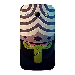 Moj Multicolor Back Case Cover for Galaxy Core