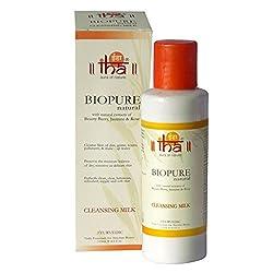 IHA Ayurvedic Biopure Cleansing Milk Herbal Natural