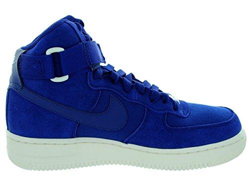 Nike Air ForceHigh Sport Entraîneur Chaussures garçon Deep Royal Blue/Dp Ryl Blue/Sl