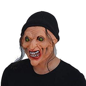 YGHBKL Máscara de Horror Morena