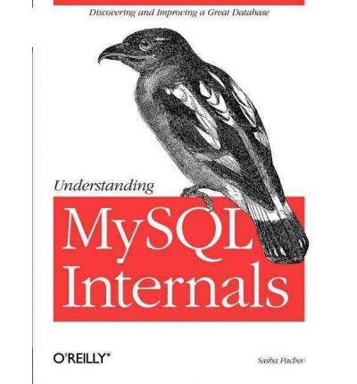 (Understanding MySQL Internals) BY (Pachev, Sasha) on 2007 par Sasha Pachev