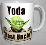 Best Uncle Cups - Yoda Best Uncle Novelty Tea Coffee Mug Review