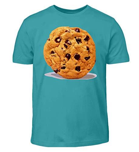 Lustiges Chocolate Cookie Keks Schokoladen Kekse Halloween DIY Gruppen Geschenk T-Shirt - Kinder T-Shirt