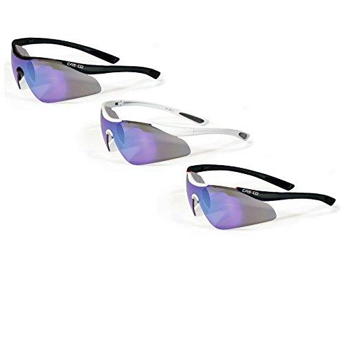 Casco Sportbrille SX-30 Polarized Sonnenbrille Fahrrad Brille Ski Snowboard, 09.1200.