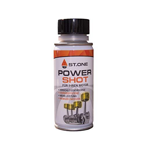 ST.ONE Powershot - Motorenöl Additiv - Ölzusatz zum Verschleißschutz