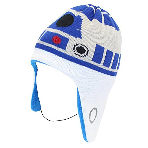 Star Wars Official Star Wars R2-D2 Knitted Hat