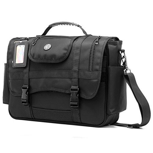 Umhängetasche Laptop Tasche Handtasche Business Messenger Bag Multifunktions Reisetasche Passend für 15,6 Zoll Laptop (Lehrer Denim)