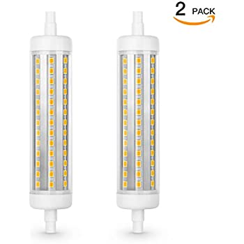 R7s j118 led 10 watt 118 mm dimmable 108 smd warm white for R7s led 78mm 100w