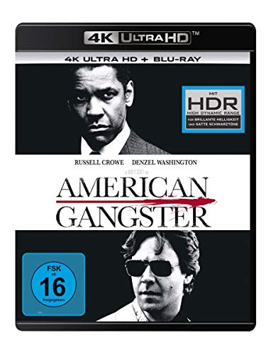 American Gangster (4K Ultra HD) (+ Blu-ray 2D)