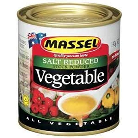 estilo de verduras en polvo de mejill?n de tipo bajo contenido de sal 140g