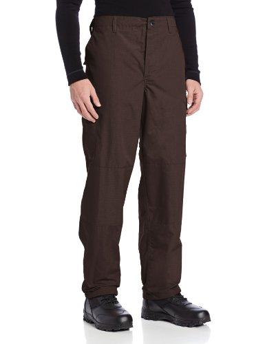 Tru-spec pour homme Polyester Coton BDU Ripstop Pant marron