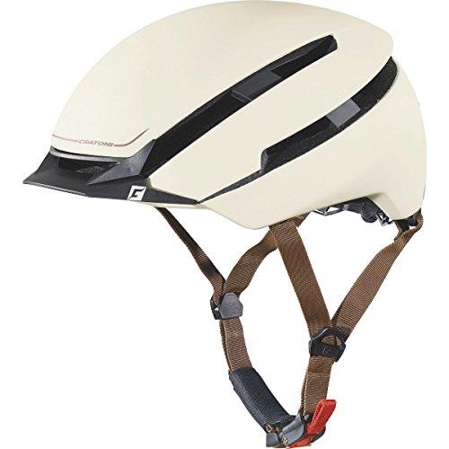 Cratoni C-Loom helmet 2016 Creme Rubber S-M