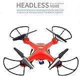 Drone Pieghevole A Distanza, Drone WiFi FPV, Telecamera Grandangolare HD 1080p,...