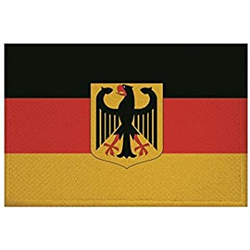 u24 aufn her deutschland mit adler fahne flagge aufb gler. Black Bedroom Furniture Sets. Home Design Ideas