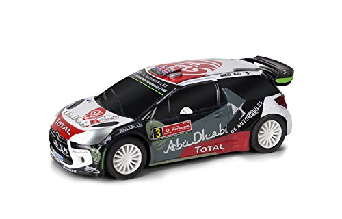 Scalextric Compact - Citroën DS3 WRC 'Rally Portugal' (C10231X300)