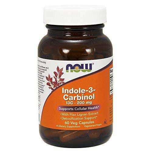 Now Foods Indole-3-Carbinol - 60 Veg Capsules