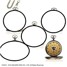 Final Fantasy XIV design pocket watch Taito limited Tripartite Pact (yellow) separately