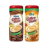 Product Image of Nestle Sugar Free Coffee-mate Bundle - Vanilla Caramel 10.2...