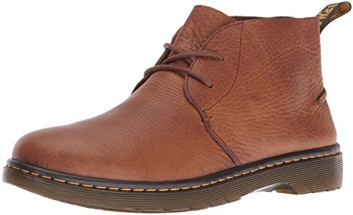 Dr. Martens Ember Grizzly Black Herren Desert Boots Dark Brown