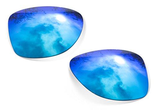 sunglasses restorer Ersatzgläser für Oakley Dispatch 2 (Polarized Ice Blue Gläser)