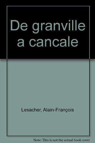 De Granville à Cancale