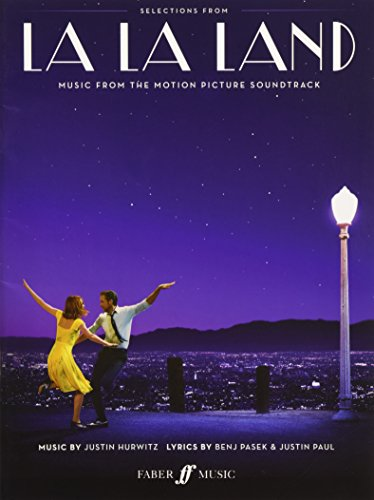 La La Land: Music from the motion picture soundtrac (Pvg) (Motion Books Picture)