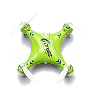 Eachine H7 2.4G 6-Axis LED Mini RC Quadcopter with Protective Cover(Color Random)