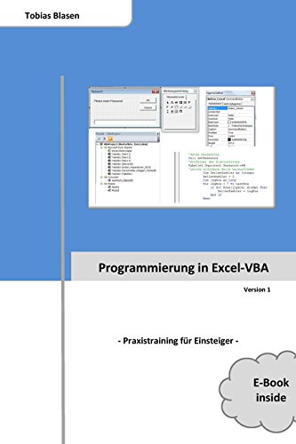 excel programmierung anfänger