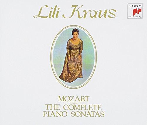 Mozart:Complete Piano Sonatas
