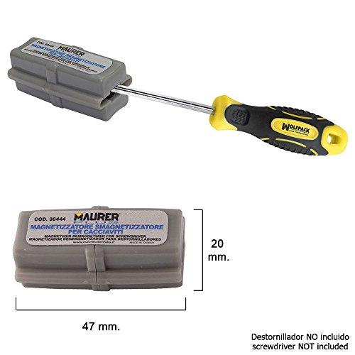 Wolfpack 5411185Magnetisierer/Entmagnetisierer für Schraubendreher