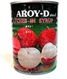 AROY-D puede lichi (litchi az?car en agua)